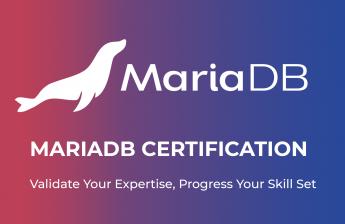 MariaDB Certification