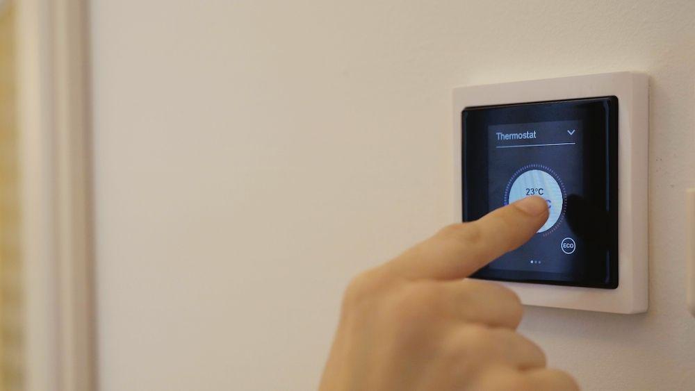 Foto de Soluciones KNX Multi-Touch Pro de Schneider Electric para el