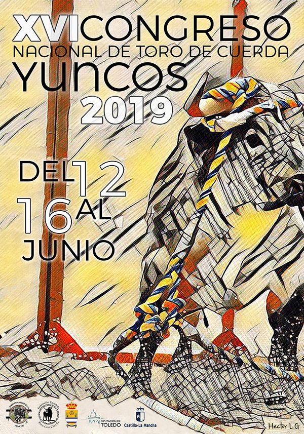 Foto de Cartel Congreso Nacional de Toro de Cuerda