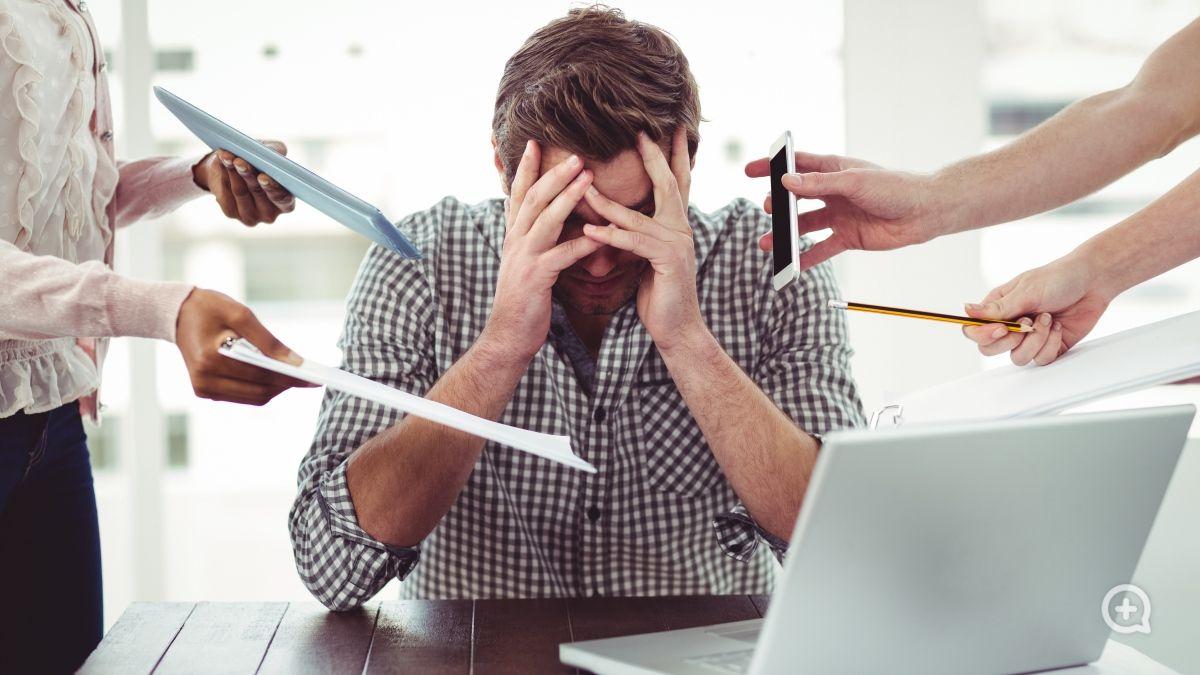 Foto de Síndrome de 'Burnout'