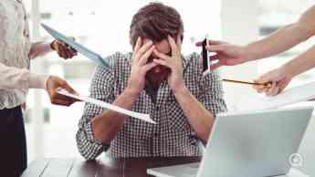Síndrome de 'Burnout'