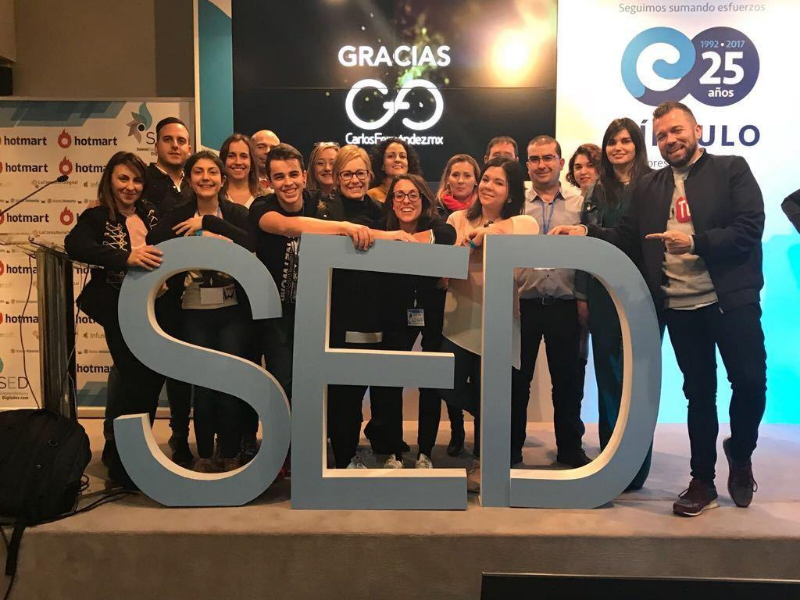 Inicia SED 2019: el Congreso Internacional de Marketing digital para emprendedores digitales