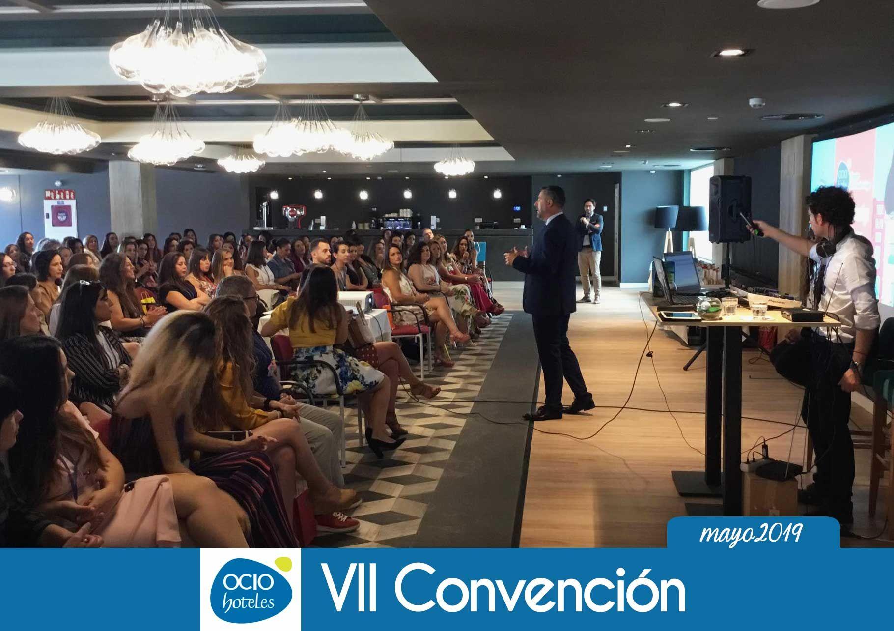 Fotografia VII Convención Ocio Hoteles