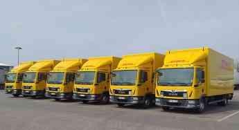 Noticias Ecología | Camiones DHL Freight con tecnología solar