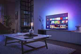 Foto de TV Philips OLED Ambilight