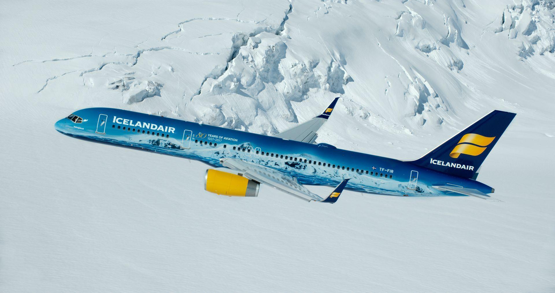 Foto de Boeing 757 de Icelandair