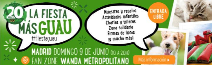 Foto de Fiesta Zooplus Madrid