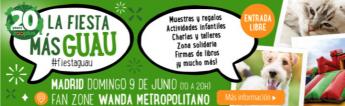 Fiesta Zooplus Madrid