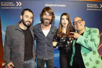 Aterriza en Barcelona 'ES DE RISA, el Show del Corredor Mediterráneo'