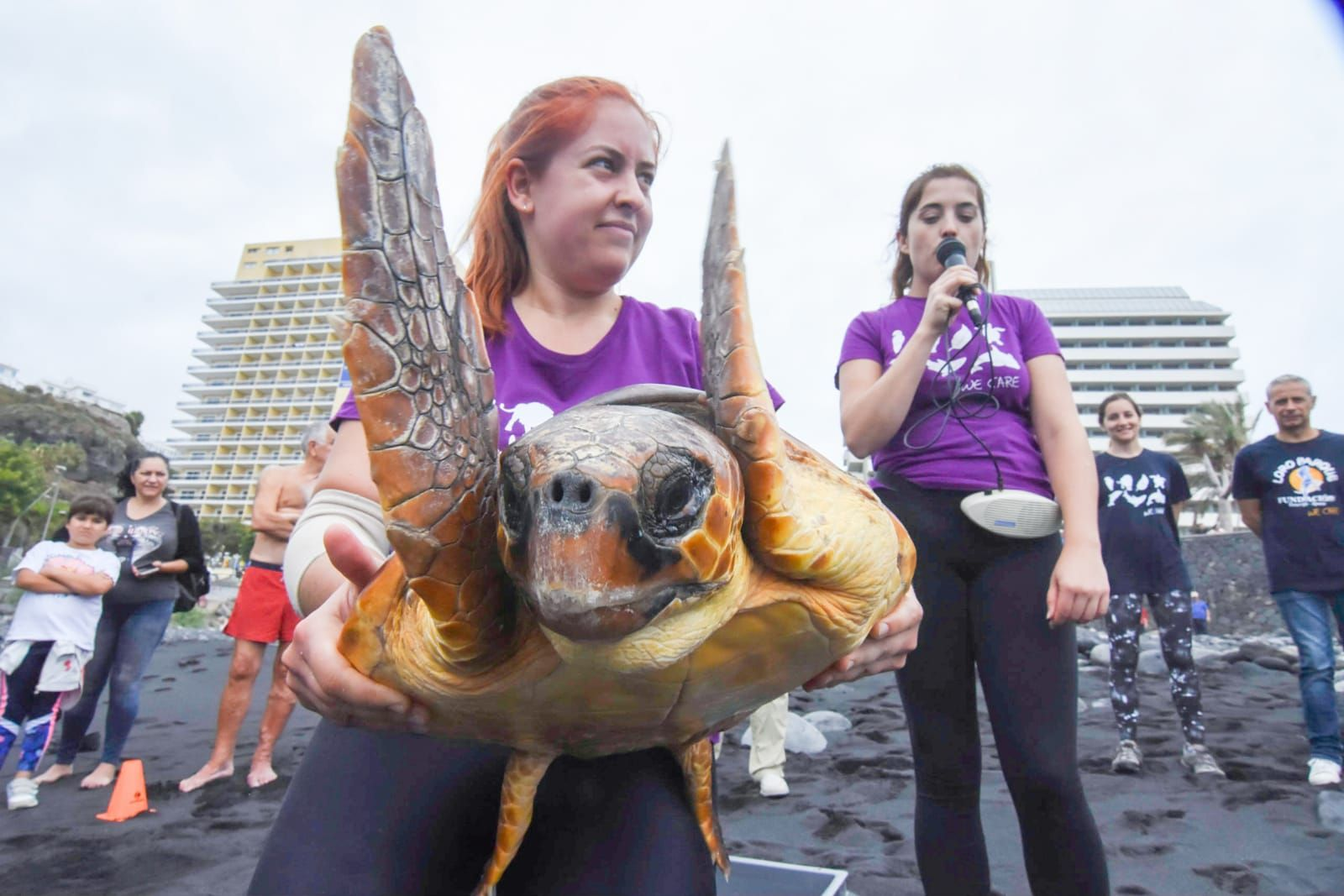 Fotografia Loro Parque Fundación celebra el Día Mundial de los