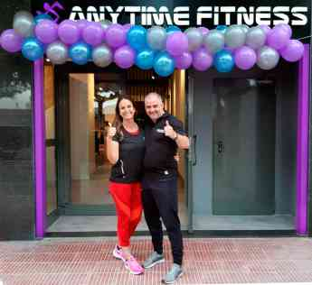 Inauguración Anytime Fitness Sant Feliu de Llobregat
