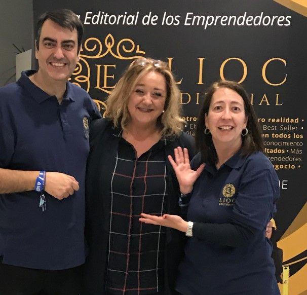 LIOC Editorial participa en la clausura magna de SED 2019 con un sorteo especial para los emprendedores