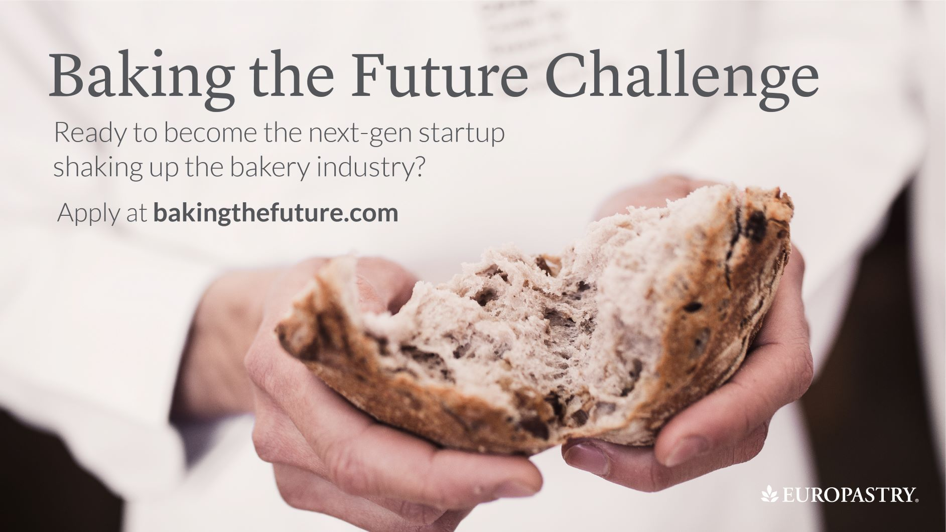Europastry lanza Baking the Future Challenge