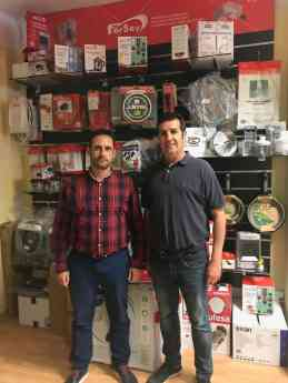 Nuevo corner Fersay en Zaragoza