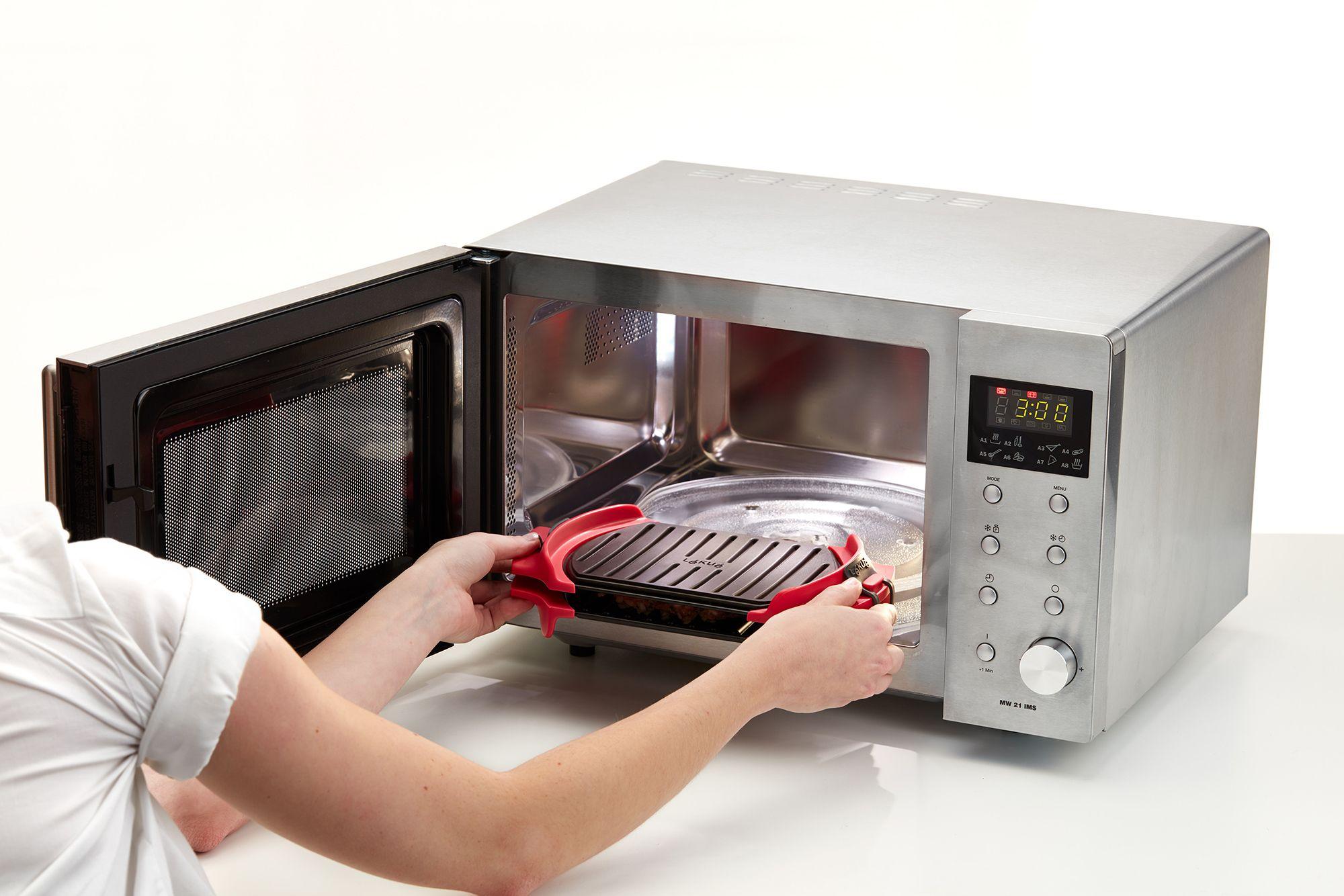 Fotografia Microwave Grill
