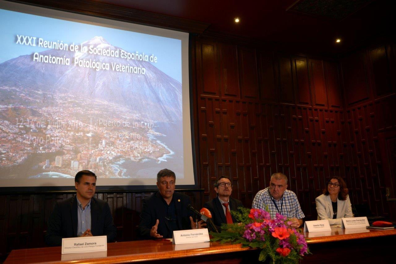 Fotografia Loro Parque acoge la reunión anual de la Sociedad