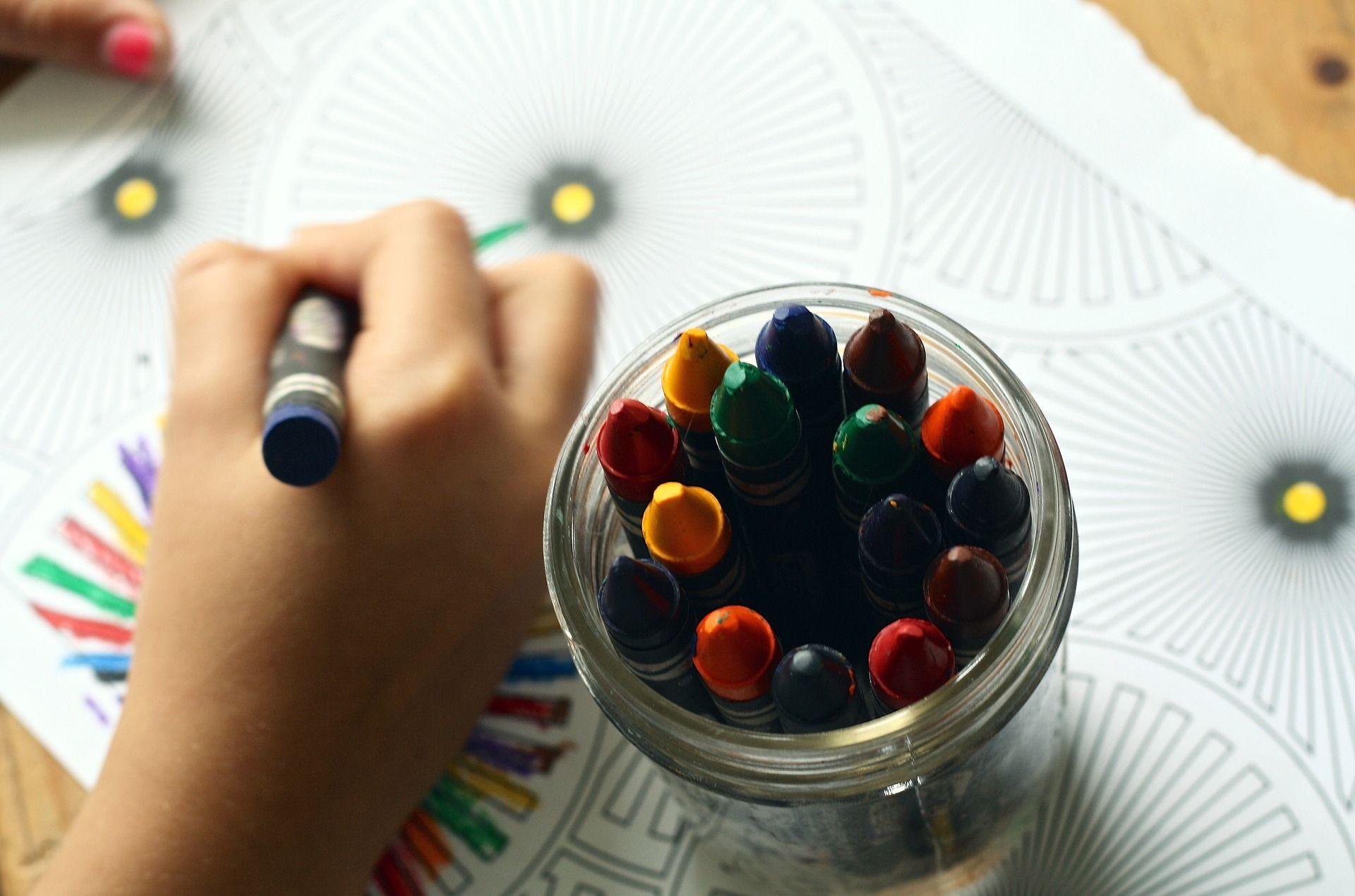 Foto de Mapanda - Colorear - Niños