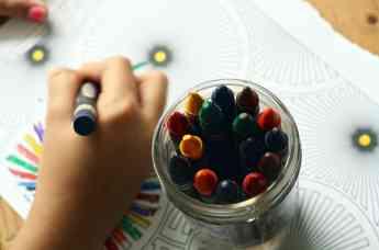 Mapanda - Colorear - Niños