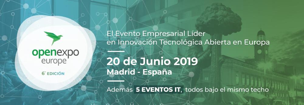 Foto de OpenExpo Europe 2019  conecta startups con mentores
