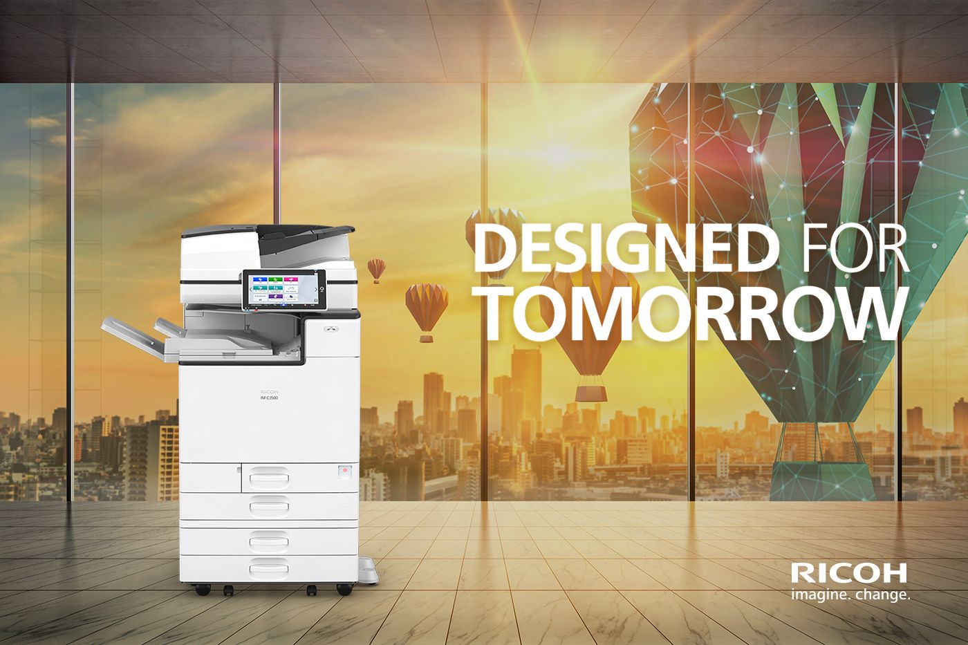 Foto de Ricoh Designed for Tomorrow