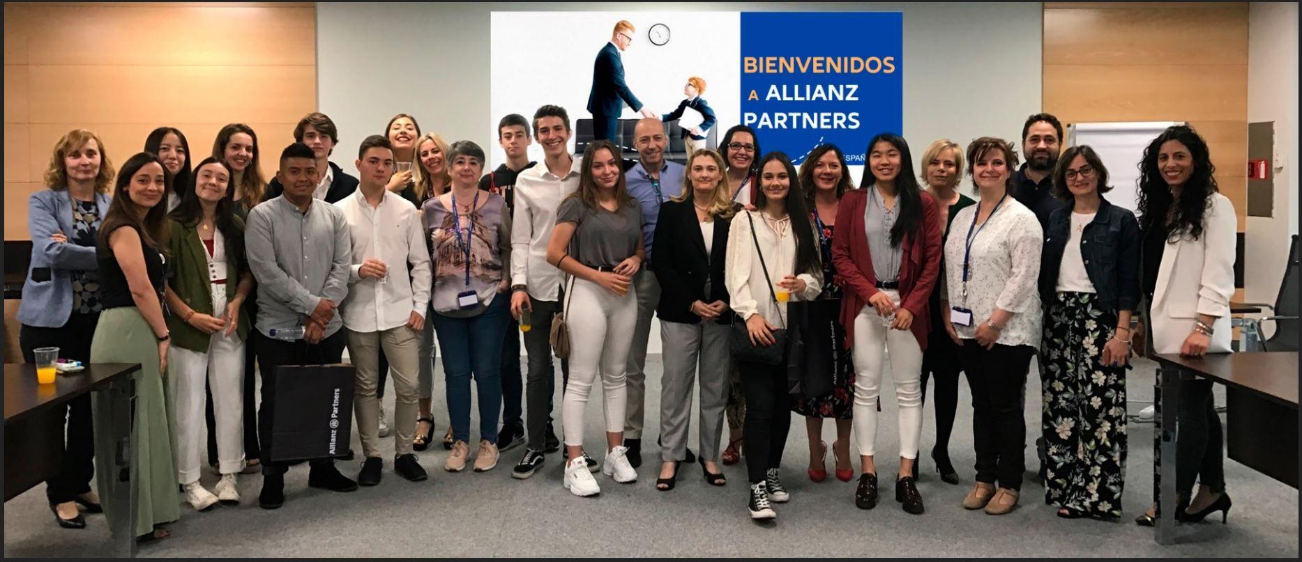 """Foto de Allianz Partners se suma al programa """"Socios por un Día"""""""
