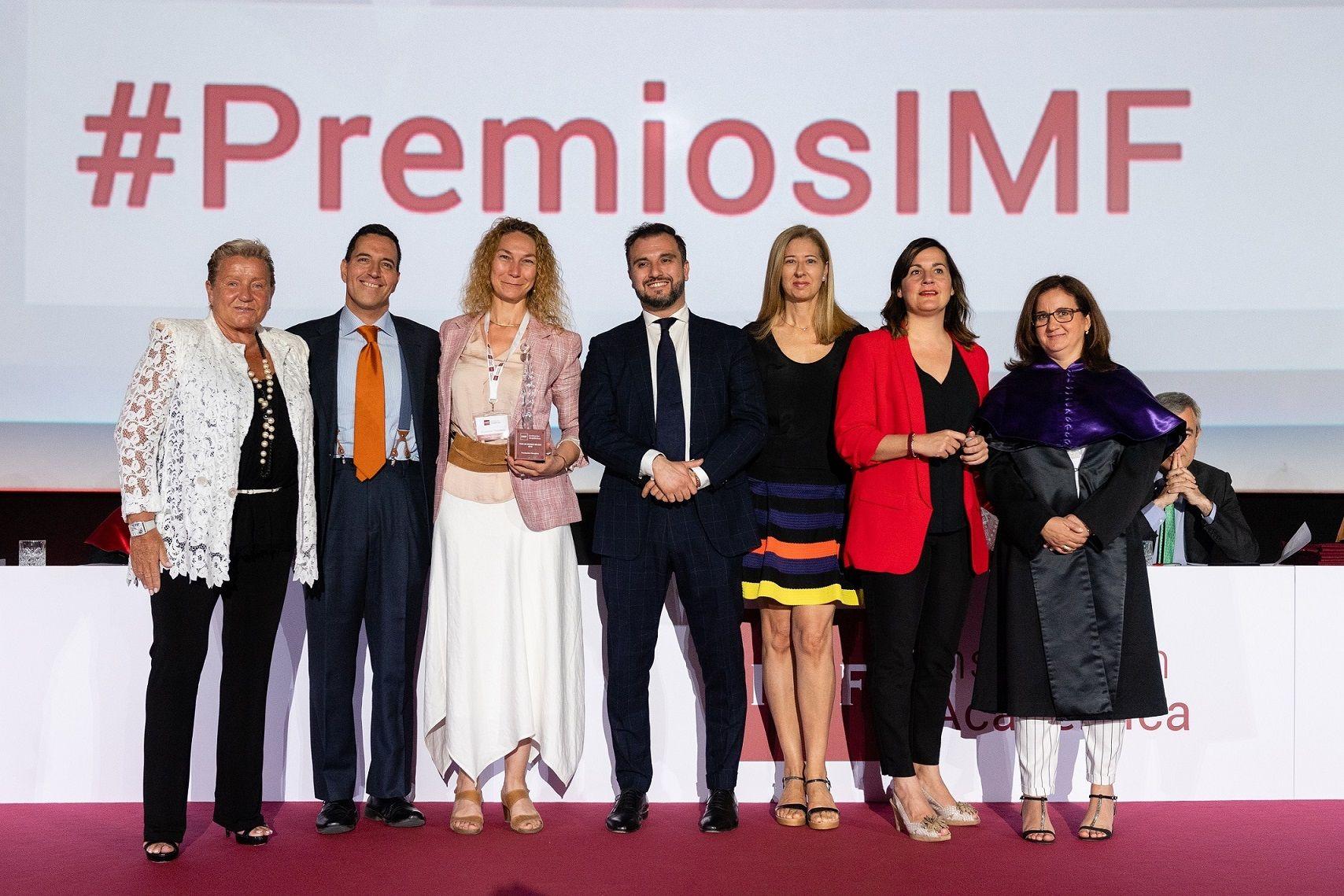 Foto de Ya se conocen los cinco galardonados de los Premios IMF 2019