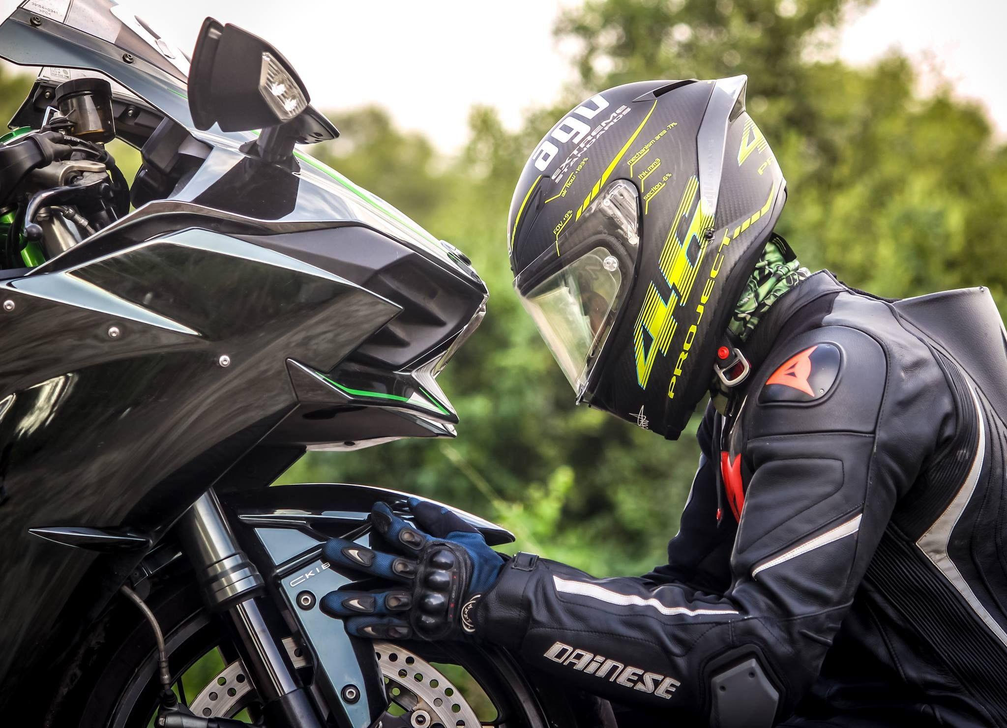 Eligiendo el casco de moto perfecto, por cascos.biz