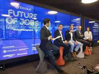 Noticias Comunicación | Event: Future of Jobs in the Digital Era