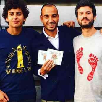 El escritor Pelayo Arango, Solera y Fundación Personas concluyen con éxito el programa 'Ponte en mi lugar'