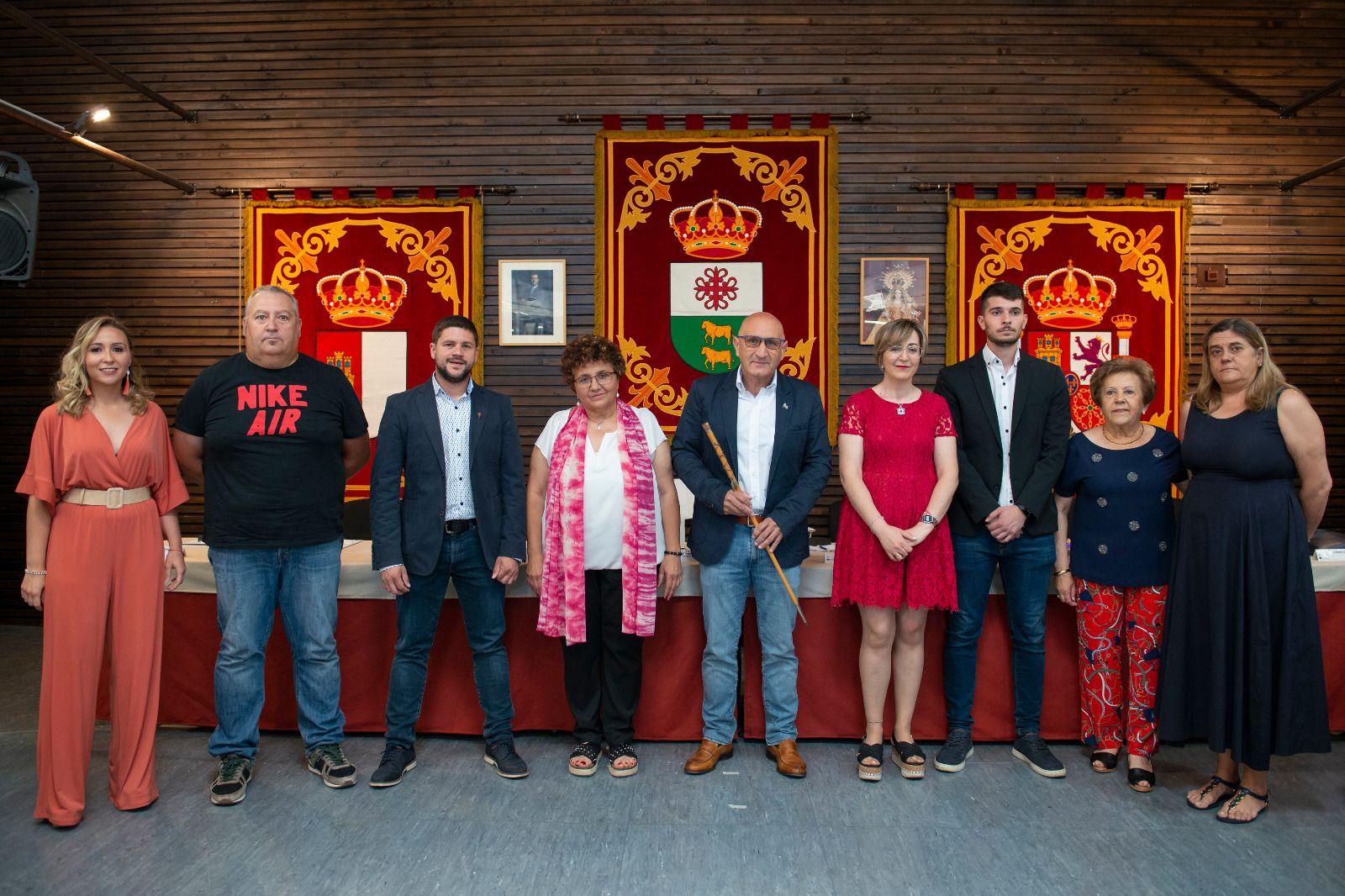 Foto de Concejales y alcalde