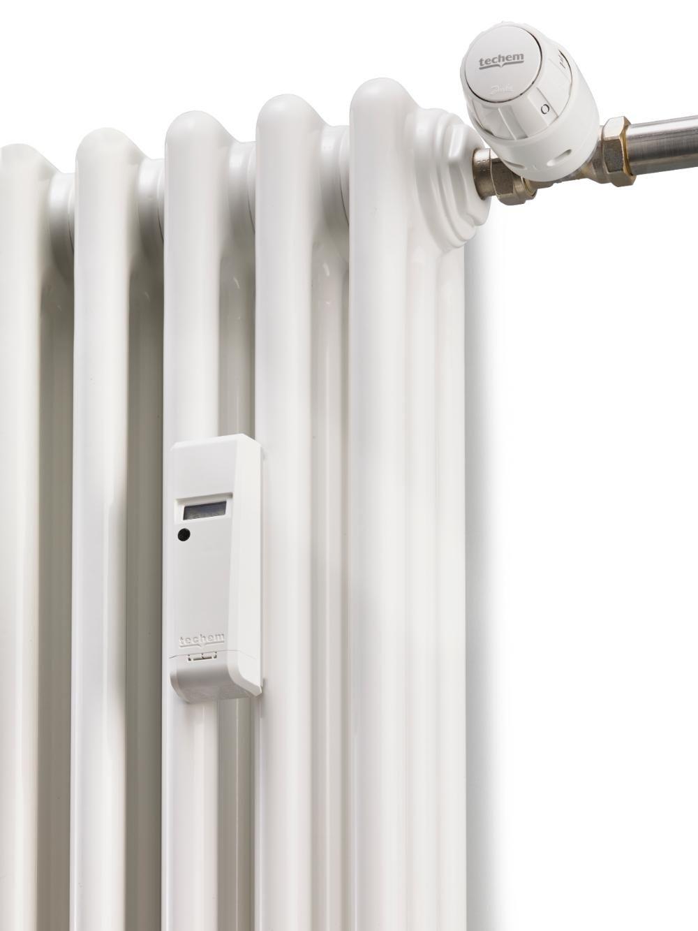 Foto de Repartidor de costes de calefaccion