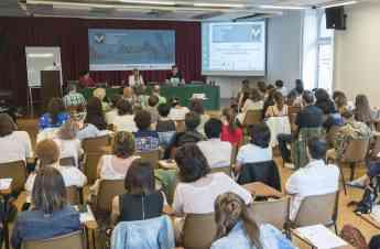 FOTO de archivo del Curso de Verano organizado por el COEGI en 2018.