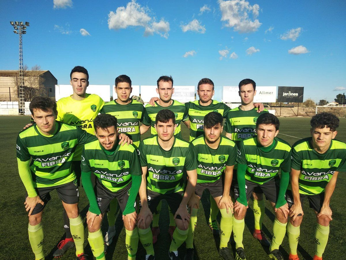 Foto de Avanza Fibra patrocina el C.D. Tercia Sport de Lorca