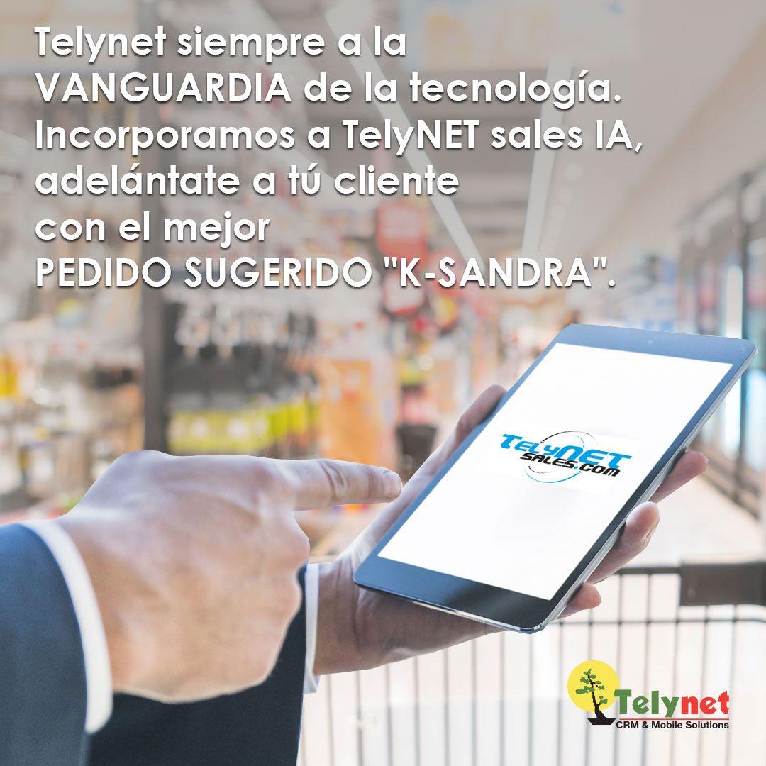 Foto de TelyNET sales IA