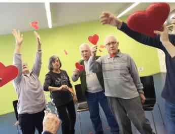 Foto de Bailamos todos contra el Parkinson