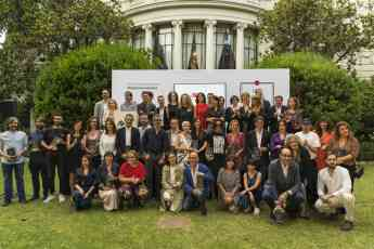Foto de Foto de grupo con todos los ganadores de los IV IED Design