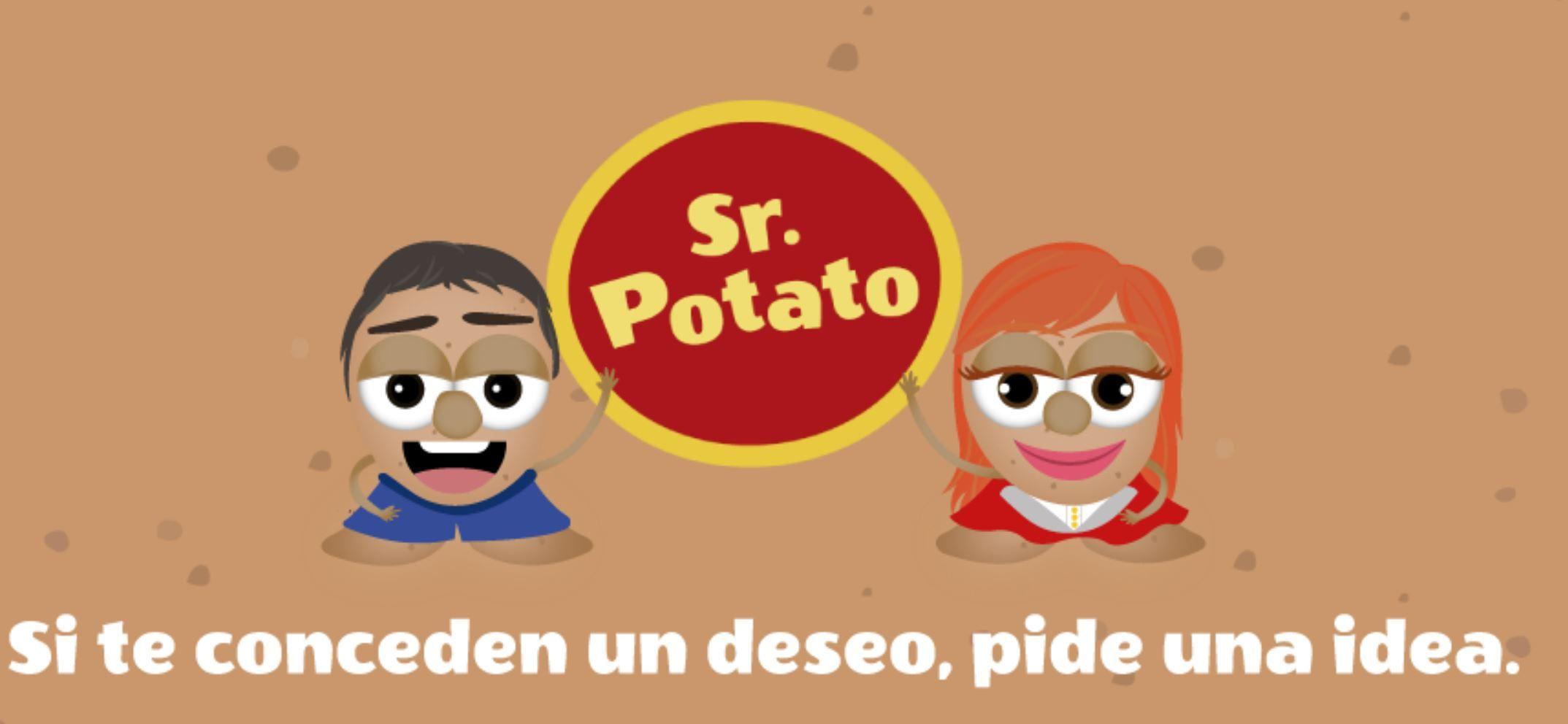 Foto de Sr. Potato Agencia de marketing digital de Madrid