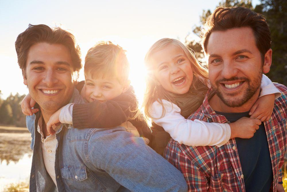 Foto de Las parejas LGTB podrán tener hijos con su información
