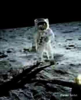 El 20 de julio de 1969  el hombre pisó la luna por primera vez. Más de 500 millones de personas en todo el mundo vieron este pri