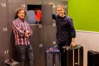 Locker in the City, la franquicia preferida por los turistas, afianza su expansión con Tormo Franquicias