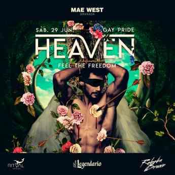 Heaven Feel The Freedom Mae West