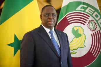 S.E. Macky Sall - Presidente de Senegal