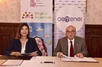 AEMENER y la Real Academia de Ingeniería impulsan el programa Mujer e Ingeniería en el sector energético