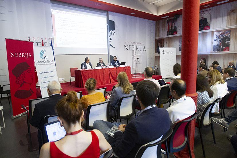 Foto de Jornada Fundación Corell, presentación del primer estudio
