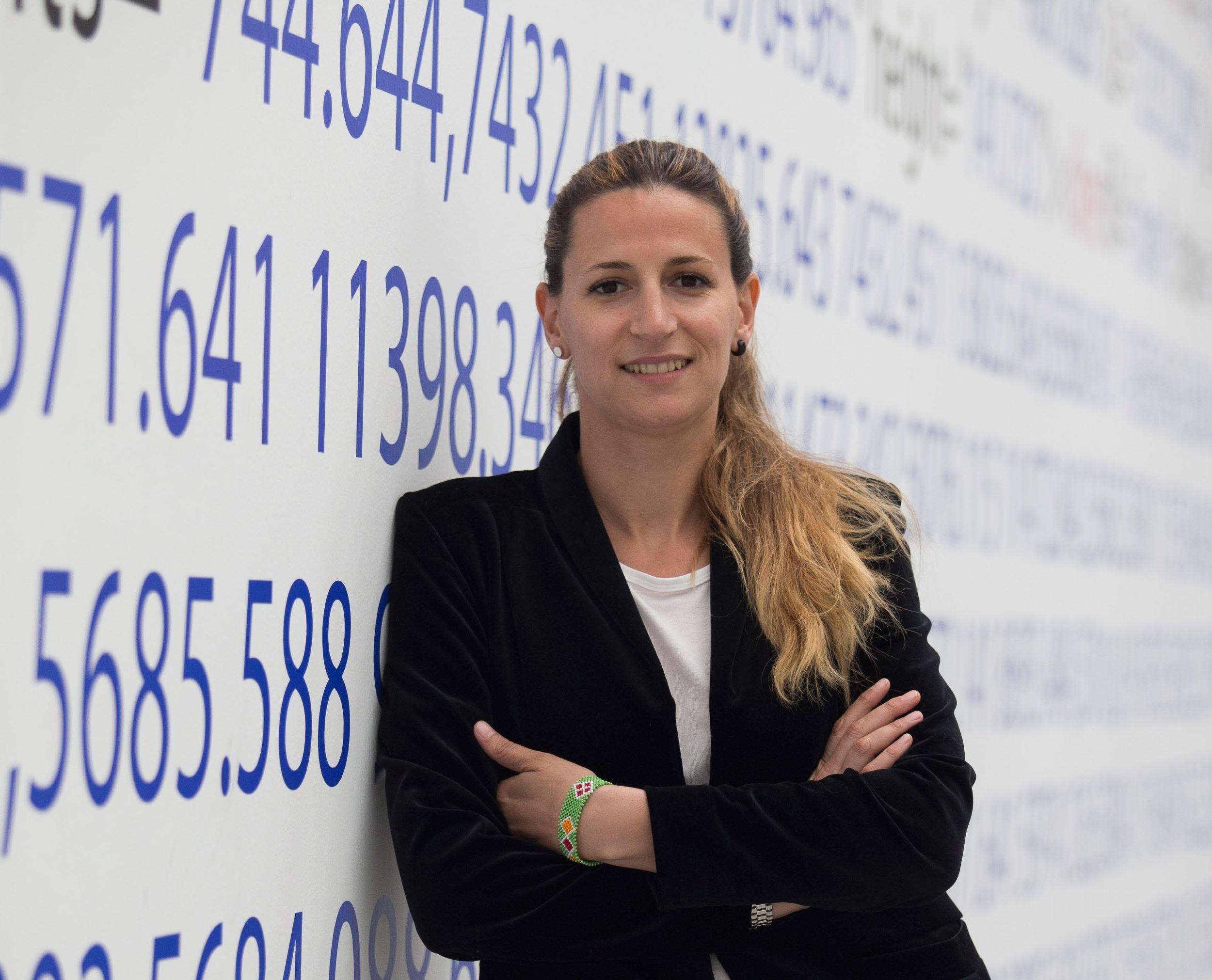 Foto de Isabelle Le Galo Flores, directora para España de la