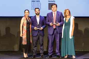 Foto de Entrega de Premios Platinum