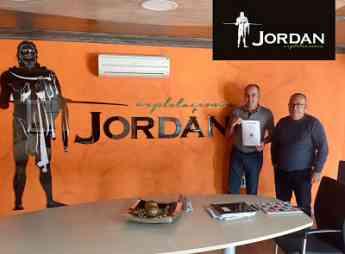 EXPLOTACIONES JORDÁN, S.L. obtiene el sello de norma de calidad empresarial de CEDEC