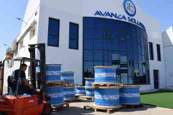 Sede del Grupo Avanza en Alcantarilla (Murcia)