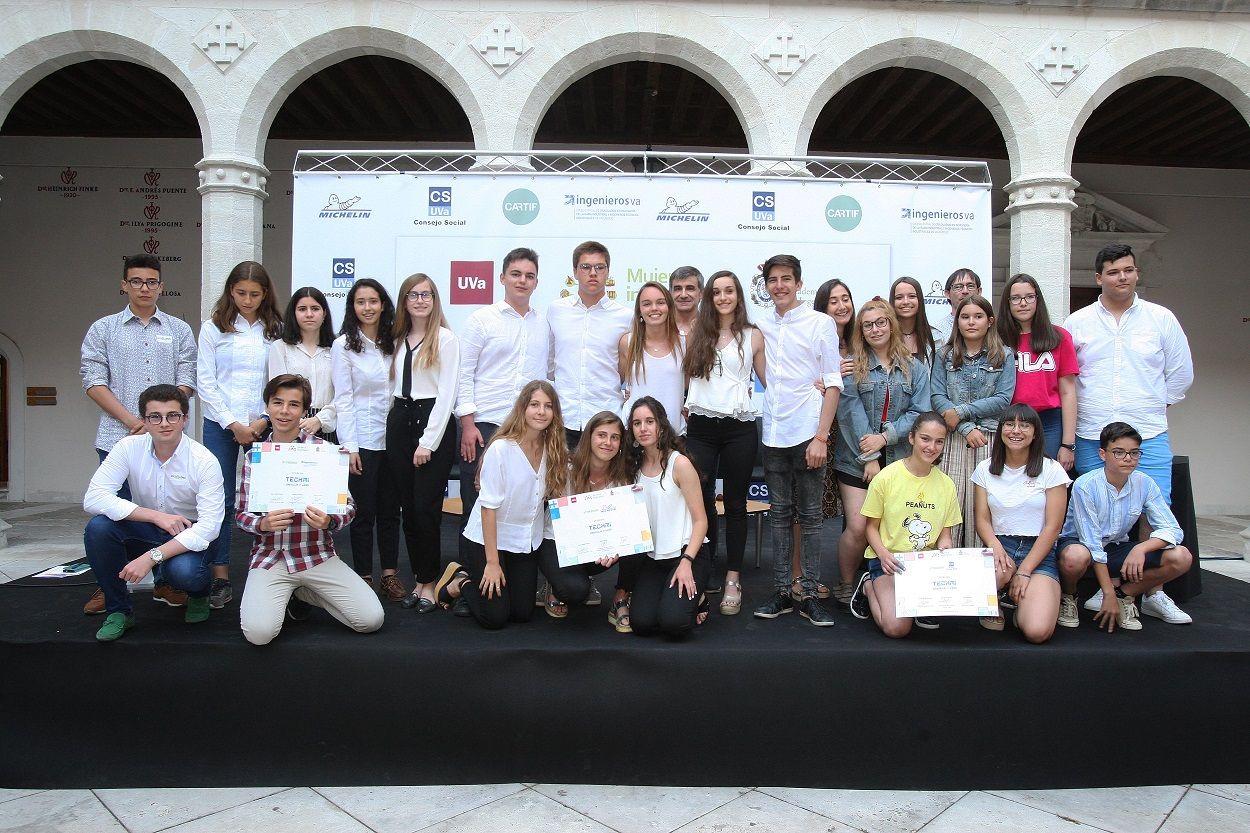 Foto de El Colegio Nuestra Señora de Lourdes ganador del Concurso