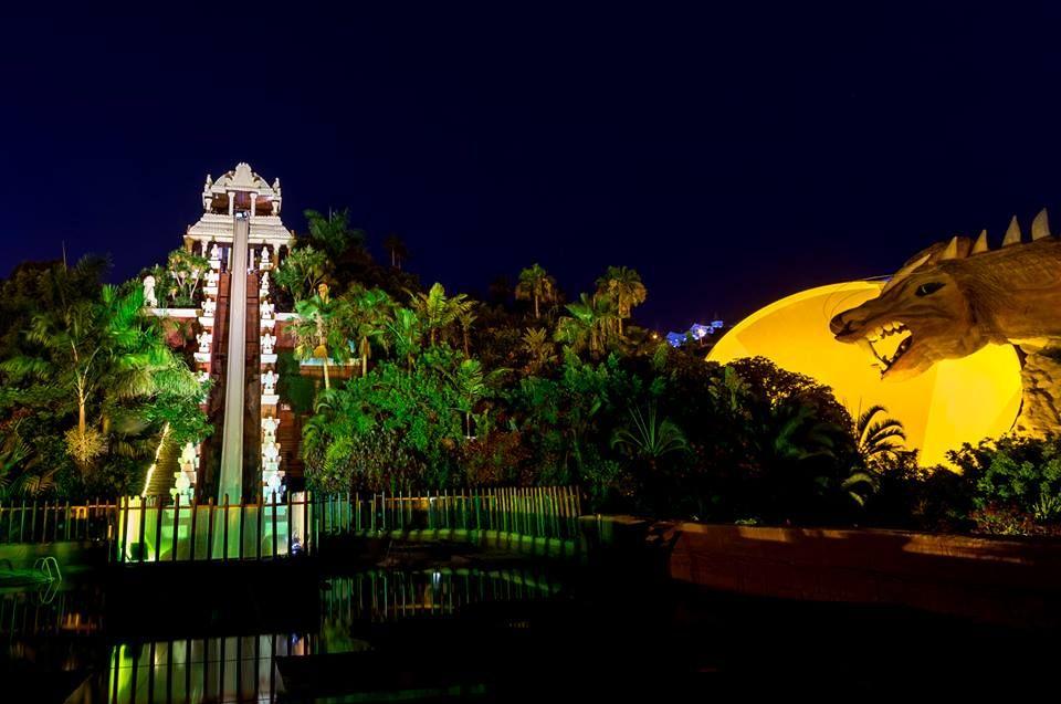 Foto de Este verano, vuelven las noches mágicas a Siam Park